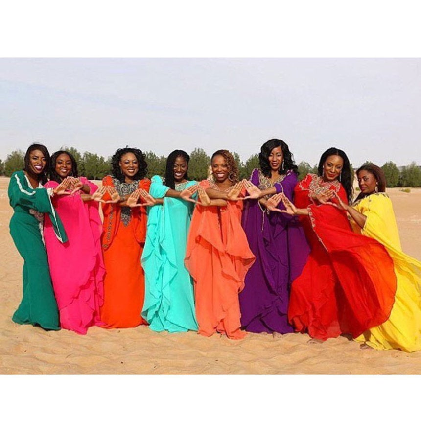 The 15 Best Black Travel Moments of The Week: Soror Love In the UAE